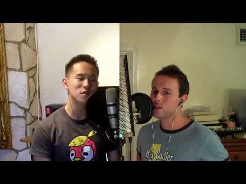 Bruno Mars - Just The Way You Are (Cover by Jason Chen & JRice)