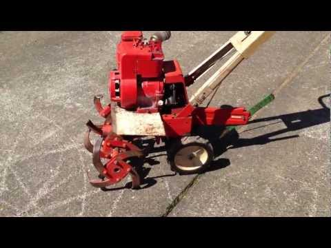 how to fix a briggs & stratton old tiller