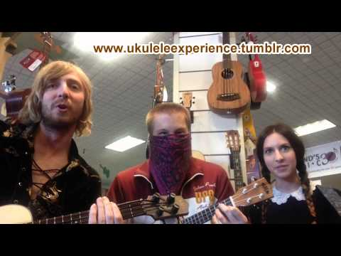 Happy Halloween Bertrand's Music Mad Ones perform Frosty the Partially Melted Snowman Kala UBASS