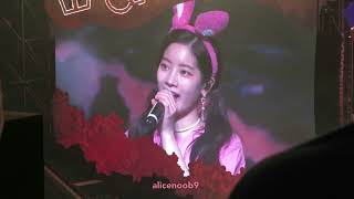 180520 TWICELAND Fantasy Park in Seoul Day 3 - One In A Million