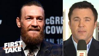 Chael Sonnen makes predictions for Conor McGregor vs. Donald Cerrone at UFC 246   First Take