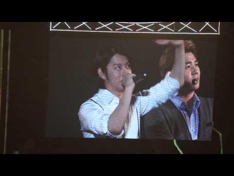 141130 SJ Super Show 6 In Taiwan 閒聊 #1 part2