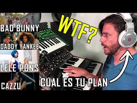 ANÁLISIS MUSICAL de TENDENCIAS YouTube