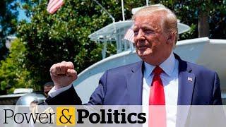 Trump makes 'Buy American' rules more restrictive   Power & Politics