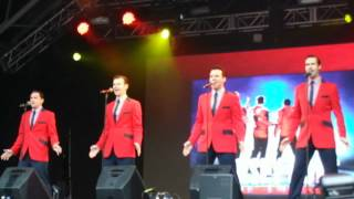 Jersey Boys - Sherry, Walk Like a Man & Big Girls Don't Cry - West End Live 2011