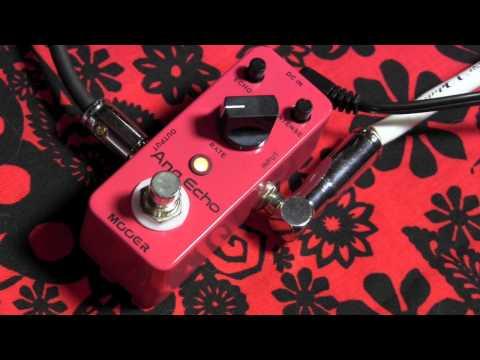 Mooer Audio Ana Echo Analog Delay Pedal