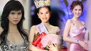 """Ngọc Trinh: Hành trình từ gái quê """"biến thành"""" mỹ nhân đình đám showbiz Việt!"""