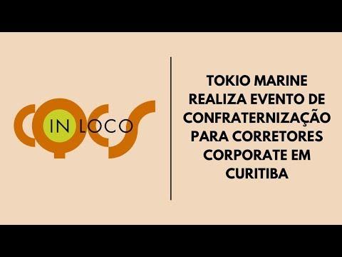 Imagem post: Tokio Marine realiza evento de confraternização para Corretores Corporate em Curitiba