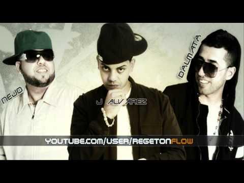 Ñejo Y Dalmata ft J Alvarez - Sexo, Sudor y Calor - Reggaeton 2011