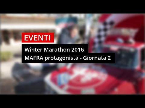 Winter Marathon 2016 - MaFra Day 2
