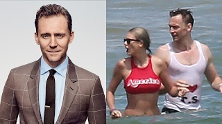 Tom Hiddleston BREAKS Silence On Taylor Swift Relationship & Explains 'I Heart TS' Shirt