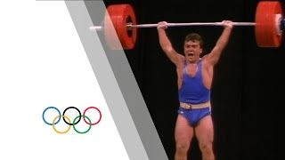The historic battle for Atlanta Weightlifting gold | Olympic History