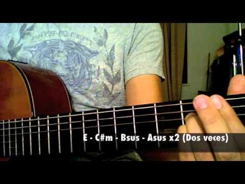 Tutorial de Guitarra Acustica [Haruka Kanata]