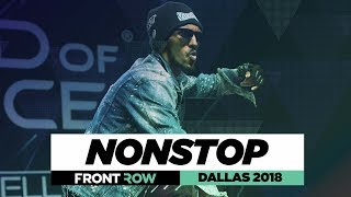 Nonstop | FrontRow | World of Dance Dallas 2018 | #WODDALLAS18