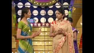 telugu-serials-video-27625-Star Mahila Game show Telecasted on  : 17/04/2014