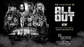 """AEW All Out Announce Team, Full AEW TNT """"Countdown To All Out"""" Video, Awesome Kong's AEW Role"""