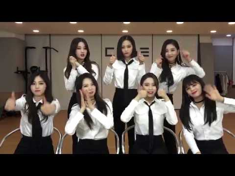 Winners of CLC(씨엘씨) _ 'BLACK DRESS' Choreography Cover Contest