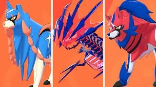 Pokémon Sword & Shield - Full Pokédex Complete