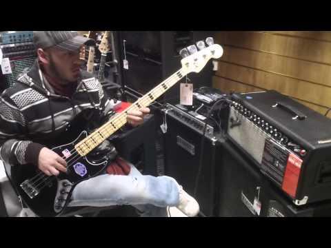 Fender Bassman 100T en Organigrama Guitars