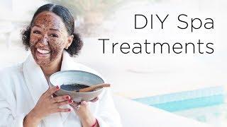 Tia Mowry's DIY Spa Day Treatments | Quick Fix