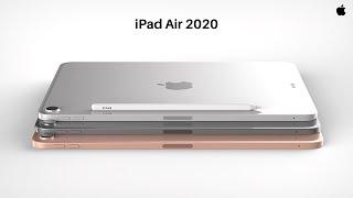 iPad Air 4 2020 Trailer — Apple