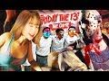 THỨ 6 NGÀY 13 - LINH CAY ĐẾN CỰC ĐIỂM KHI ĐỂ TEAM ĐỤT THOÁT THÂN =))) Tấu hài tối t7 !!!
