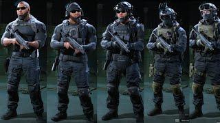 Modern Warfare: Season 5 SHADOW COMPANY Alternate Skin Showcase!