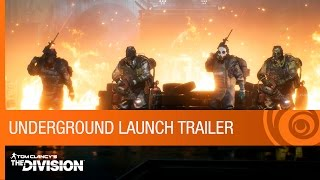 The Division goes Underground