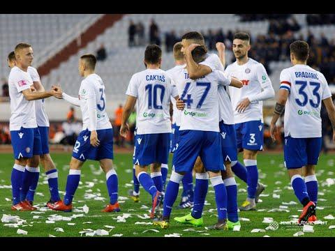 Hajduk - Rudeš