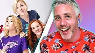 Irish People Watch Hannah Hart, Mamrie Hart & Grace Helbig