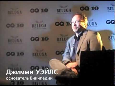 Основатель Википедии в Москве