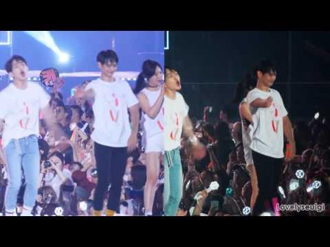 [Teaser] SHINee Minho SNSD Yuri (MinYul) - SM TOWN SEOUL 170708