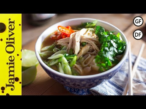 Vietnamese Chicken Noodle Soup   Donal Skehan