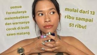 TOP 5 NUDE MOISTURIZING LIPSTICK LOKAL UNTUK KULIT SAWO MATANG - Indonesia