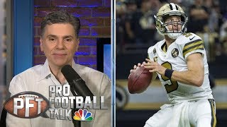 New Orleans Saints want Drew Brees for as long as he'll play   Pro Football Talk   NBC Sports