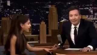 ARIANA GRANDE SPEAKS JAPANESE || Montage
