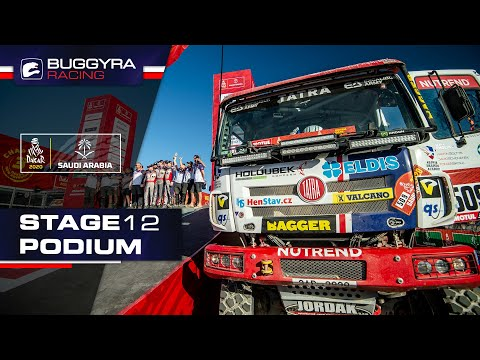 BUGGYRA RACING on DAKAR 2020 - Stage 12 & Podium