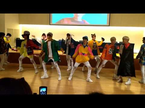 [150513] 더보이즈 (The Boyz) - Text Me Back | fansign live fancam 라이브 팬싸 직캠