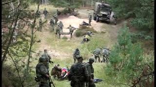 Vietnam war reenactment 2008 CZ  - Operation Bluefield