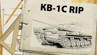 КВ-1С RIP или КВ-85 - новая жизнь старой имбы