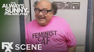 It's Always Sunny In Philadelphia | Season 13 Ep. 3: Spin That Web, Frank Scene | FXX