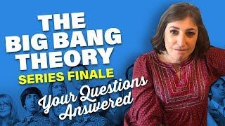 The Big Bang Theory Finale: Questions Answered || Mayim Bialik