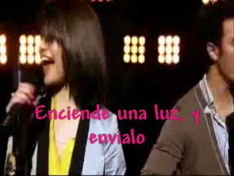 Baixar Jonas Brothers, Miley Cyrus, Demi Lovato & Selena Gomez- Send It On | Traducida al Español
