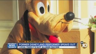Ex-Disneyland performer says racism claims against characters are misinterpretation