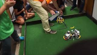World Robot Olympiad Soccer at WRO CSULB Campus Aug 11