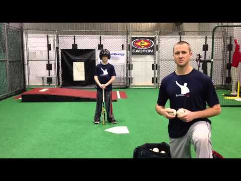 "Baseball Dudes Video Tip w/ Chris Gissell ""Soft Toss"""