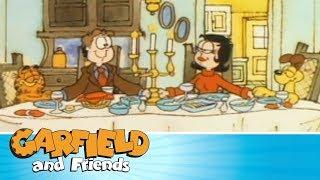🥧 Garfield's Thanksgiving 🦃 Garfield & Friends 🍂