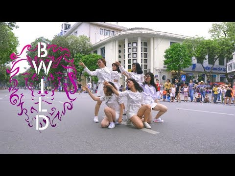 [KPOP IN PUBLIC] GFRIEND(여자친구) _ Time for the moon night(밤) Dance Cover By B-Wild From Vietnam