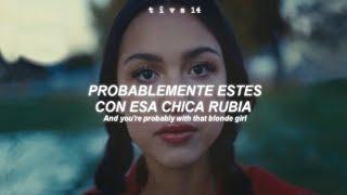 Olivia Rodrigo - drivers license (Official Video) || Sub. Español + Lyrics