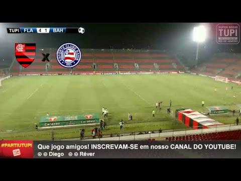 Flamengo vs EC Bahia